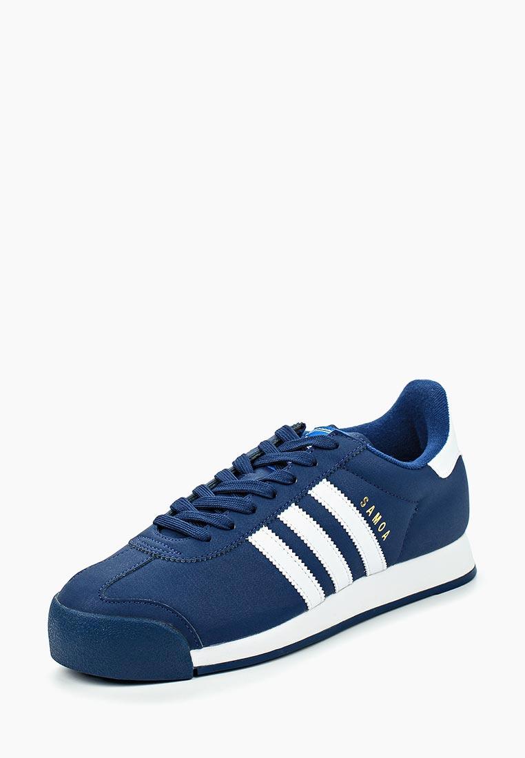 Кроссовки adidas Originals SAMOA купить за 131.00 р AD093AMQIS59 в  интернет-магазине Lamoda.by e4a307af744