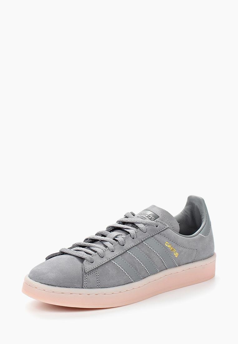 6e3783c12e2bde Кеды adidas Originals CAMPUS W купить за 4 790 руб AD093AWUNT72 в ...