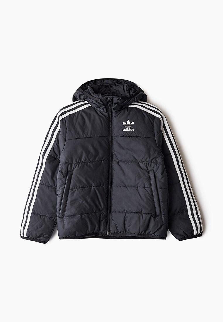 Куртка утепленная adidas Originals PADDED JACKET за 6 020 ₽. в интернет-магазине Lamoda.ru