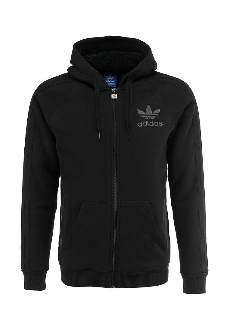 Толстовка adidas Originals SPO FZ SHERPA L купить за 3 663 ₽ в интернет-магазине Lamoda.ru