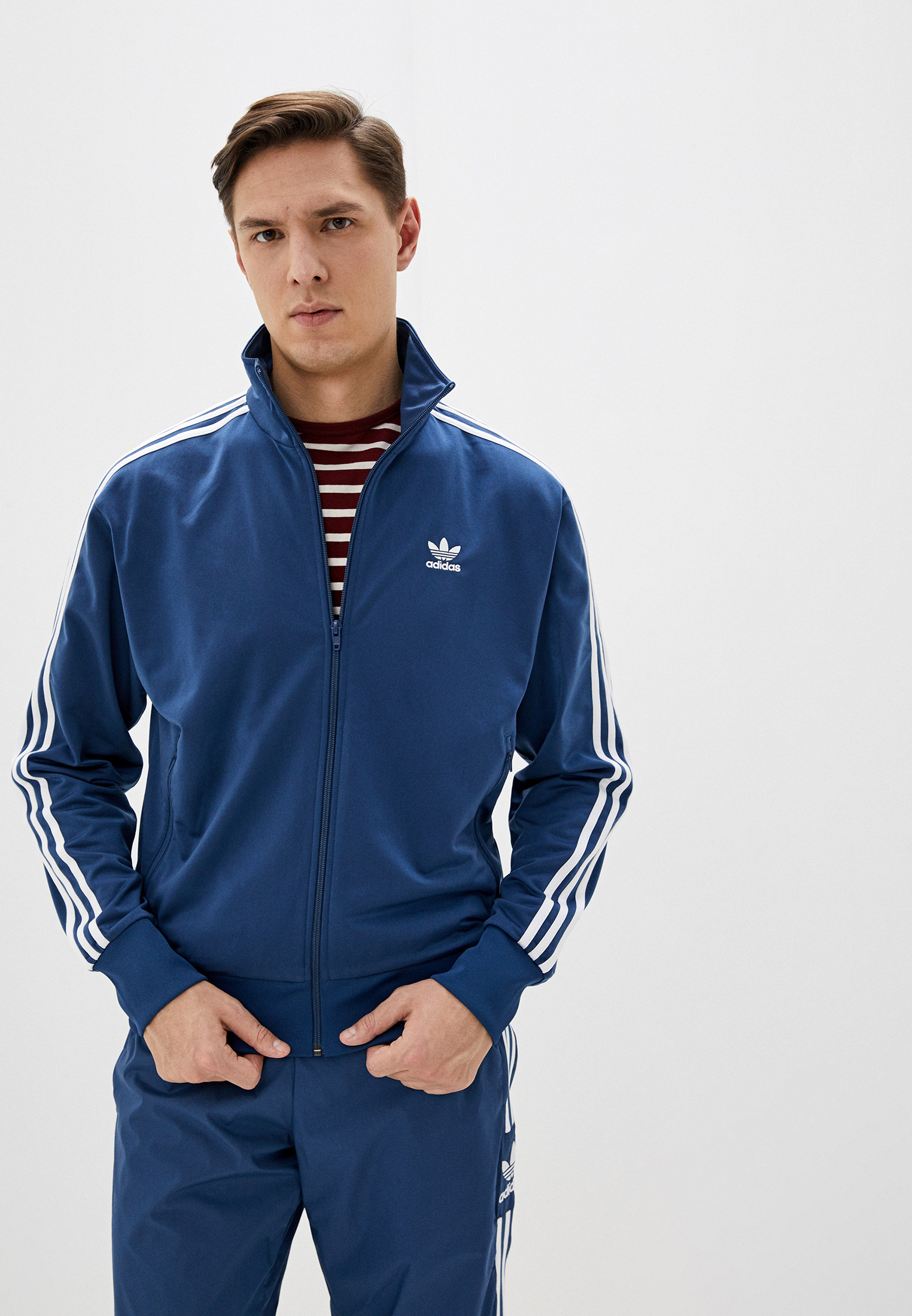 Олимпийка adidas Originals купить за 2 242 ₽ в интернет-магазине Lamoda.ru