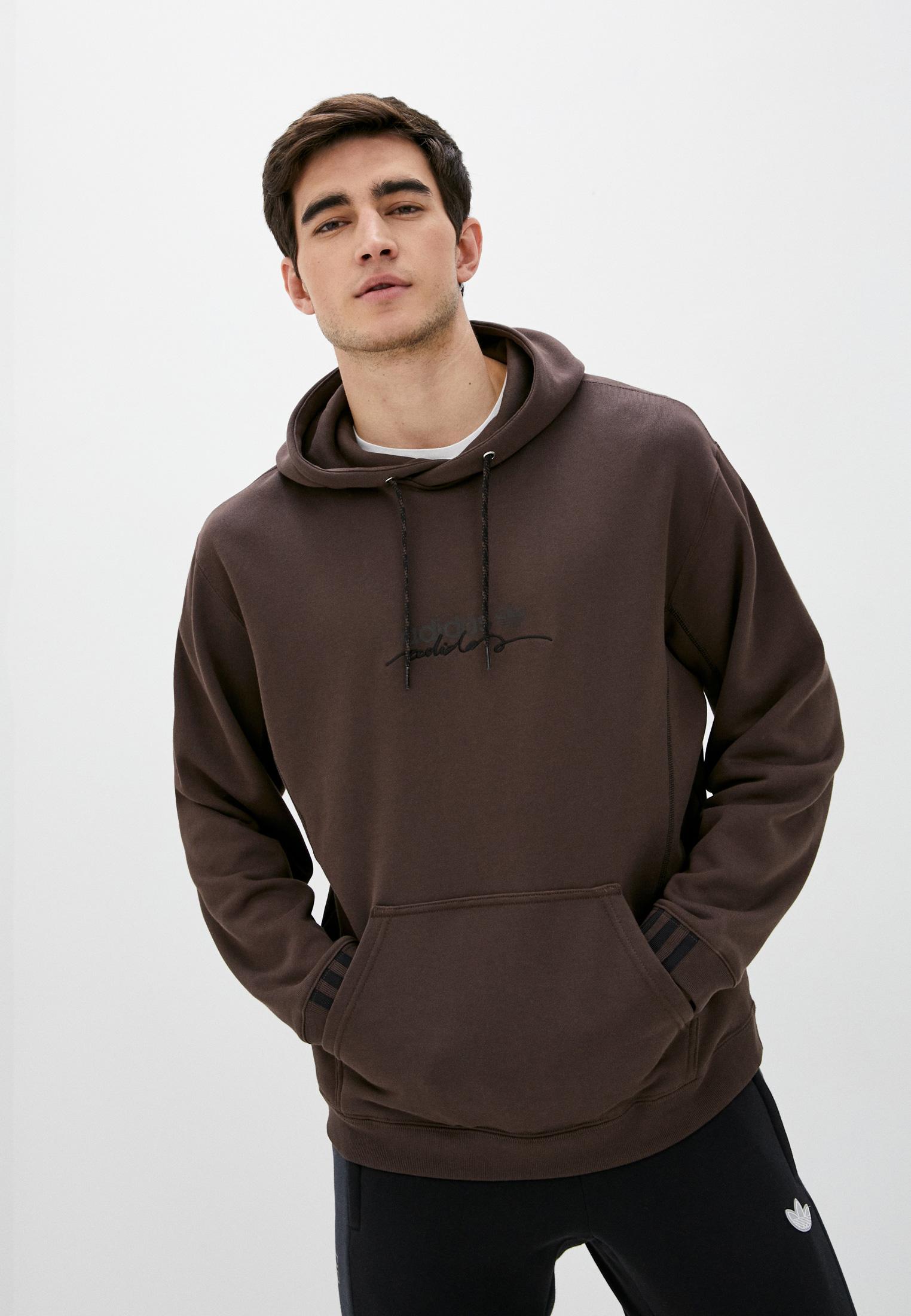 Худи adidas Originals D HOODY купить за 5 590 ₽ в интернет-магазине Lamoda.ru