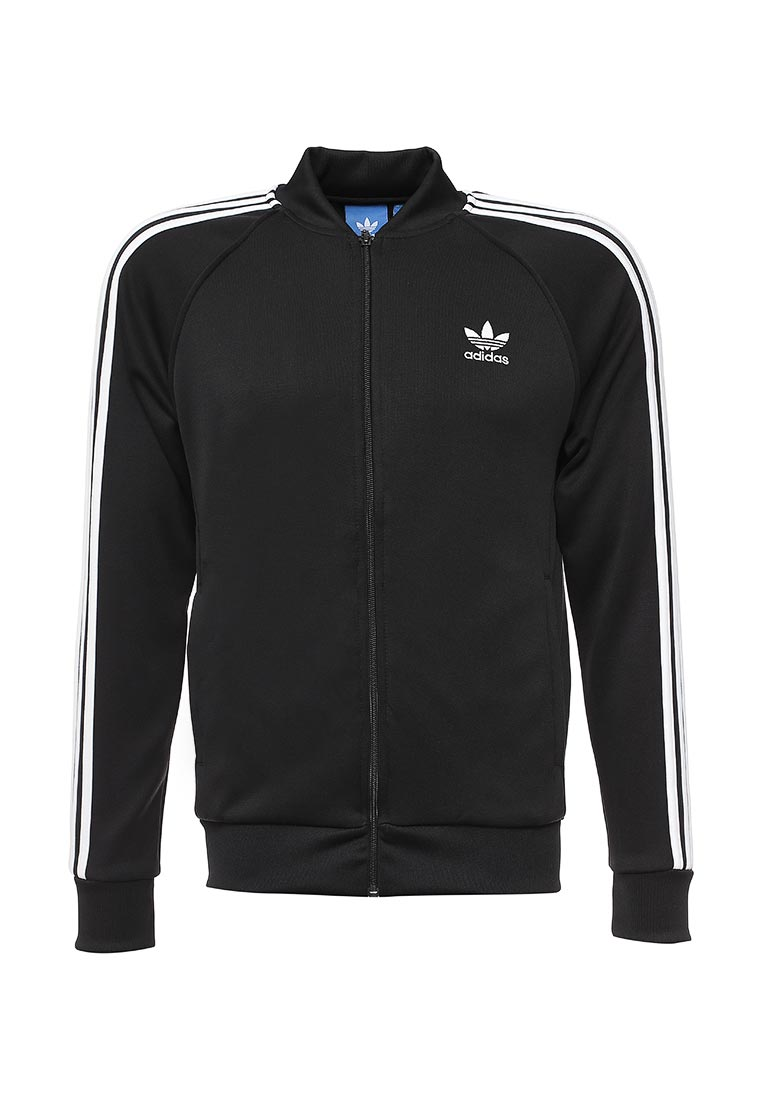 Олимпийка adidas Originals SST TT купить за 169.00 р AD093EMQIL28 в  интернет-магазине Lamoda.by eac712f21d2