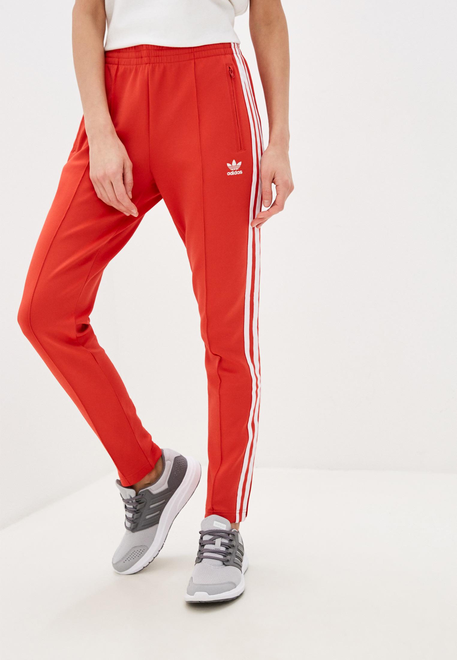 Брюки спортивные adidas Originals  купить за 4 240 ₽ в интернет-магазине Lamoda.ru