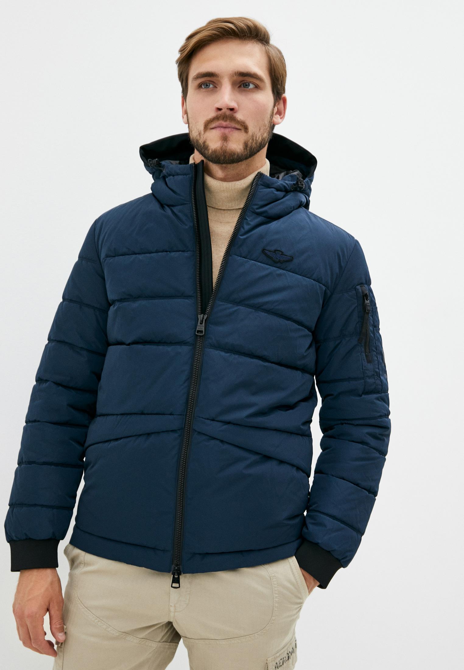 Куртка утепленная Aeronautica Militare за 38 600 ₽. в интернет-магазине Lamoda.ru