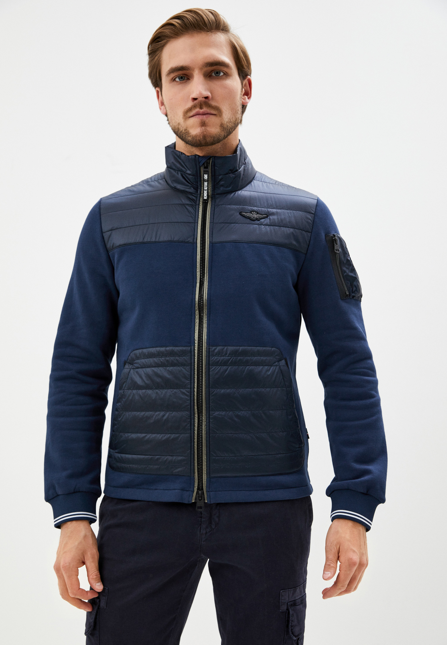 Куртка Aeronautica Militare за 23 500 ₽. в интернет-магазине Lamoda.ru