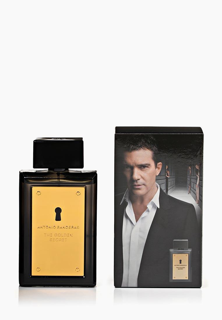 Antonio Banderas Туалетная вода Golden Secret Men 100 мл