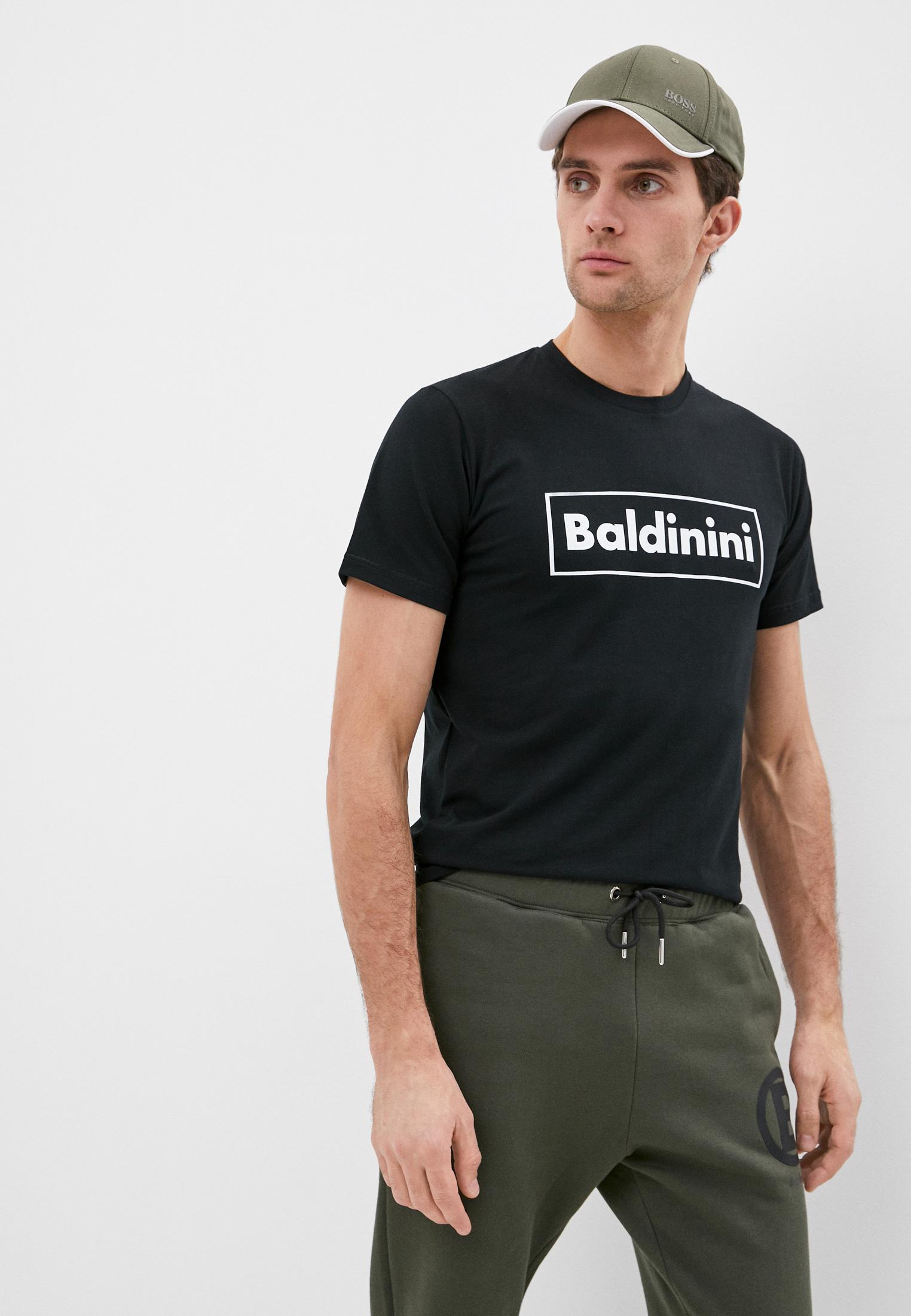 Футболка Baldinini за 3 820 ₽. в интернет-магазине Lamoda.ru