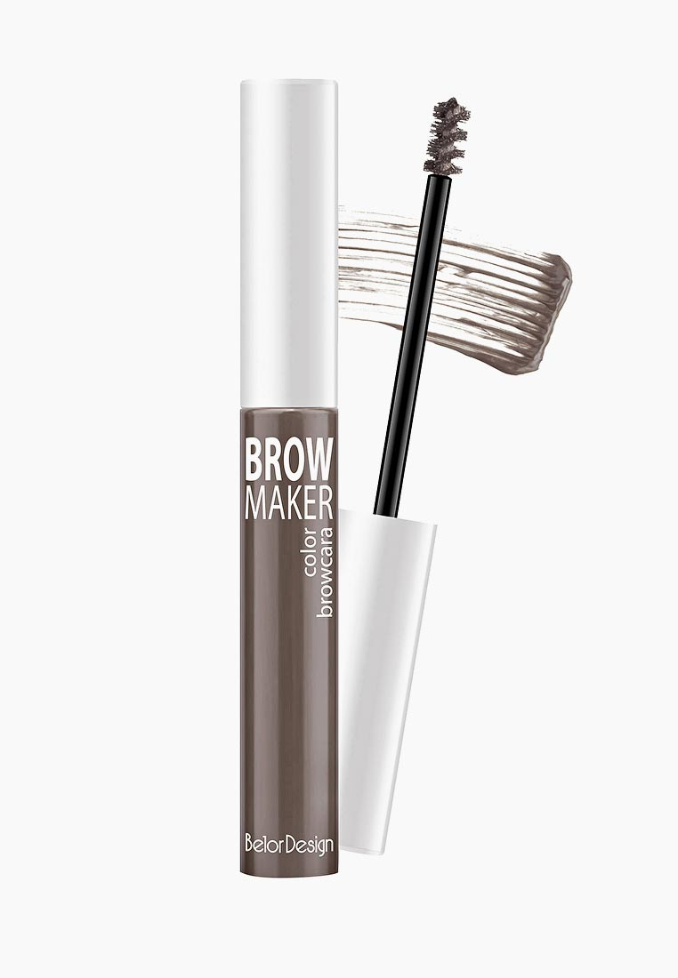 "BelorDesign Тушь для бровей ""BROW MAKER"", тон 13 русый, 6,6 г"
