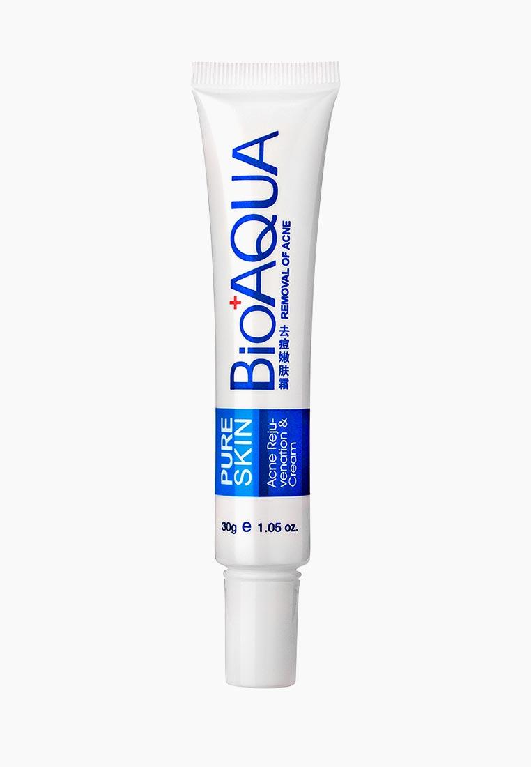 Bioaqua Крем для лица Концентрированный, от прыщей и акне для точечного применения. Pure Skin. 30 мл