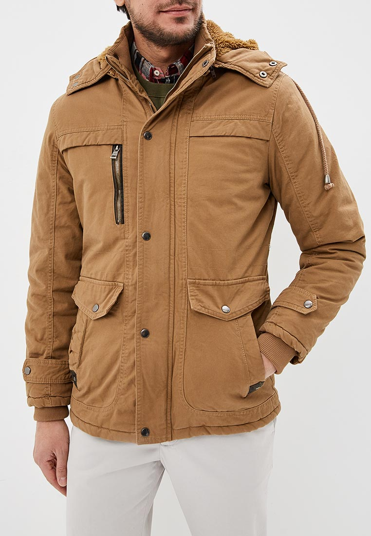 Куртка утепленная Bruebeck за 6 919 ₽. в интернет-магазине Lamoda.ru
