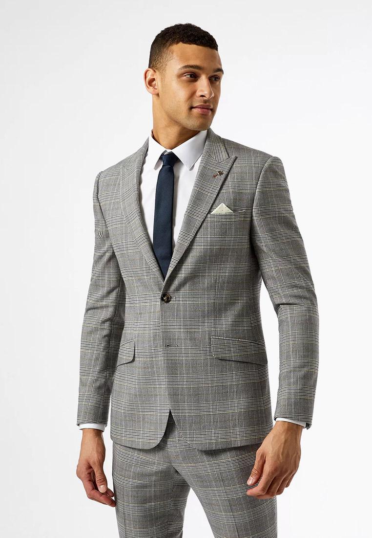 Пиджак Burton Menswear London за 5 710 ₽. в интернет-магазине Lamoda.ru