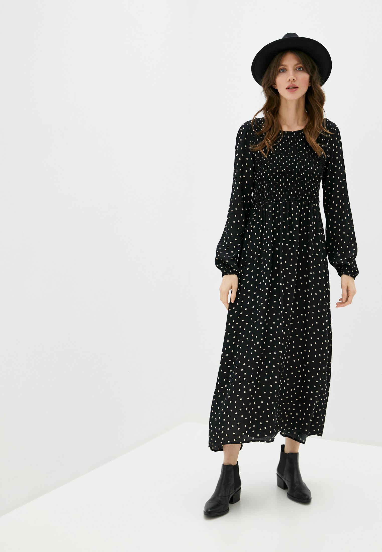 Платье b.young купить за 2 511 ₽ в интернет-магазине Lamoda.ru