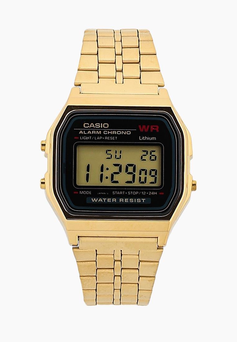 Часы Casio Casio Collection A-159WGEA-1E за 4 840 ₽. в интернет-магазине Lamoda.ru
