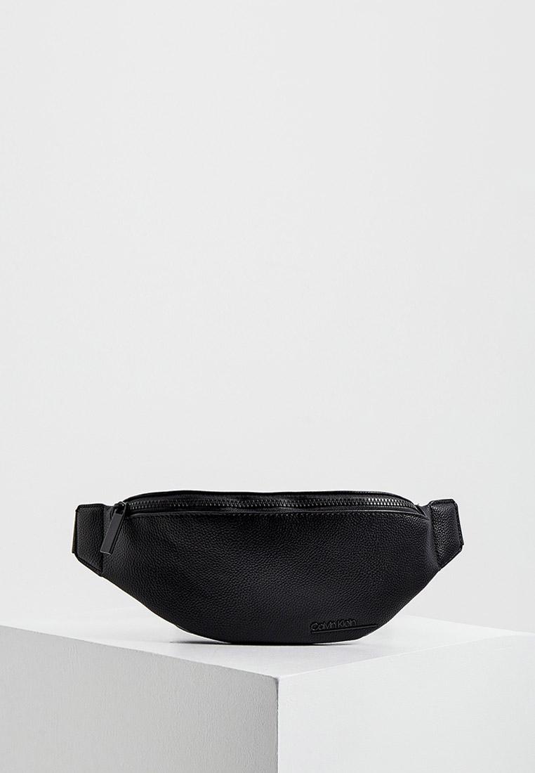 Сумка поясная Calvin Klein за 7 790 ₽. в интернет-магазине Lamoda.ru
