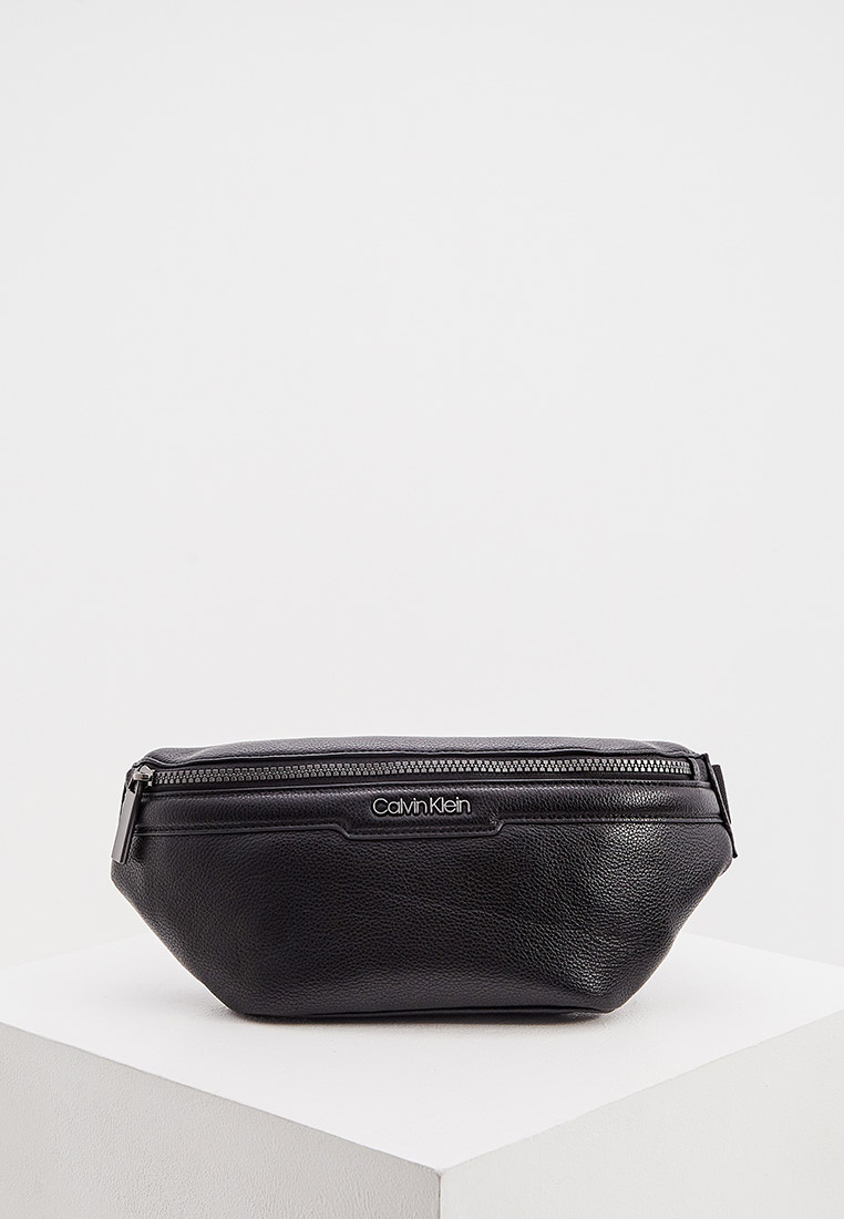 Сумка поясная Calvin Klein за 6 800 ₽. в интернет-магазине Lamoda.ru