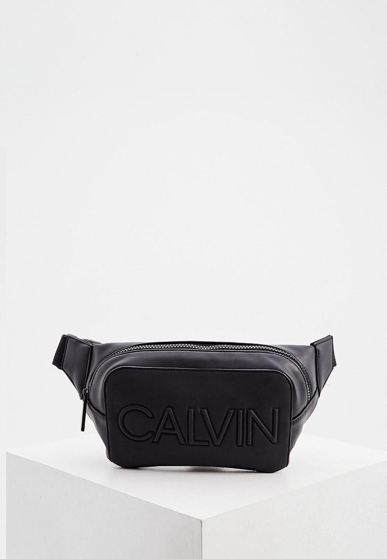 Сумка поясная Calvin Klein за 7 700 ₽. в интернет-магазине Lamoda.ru