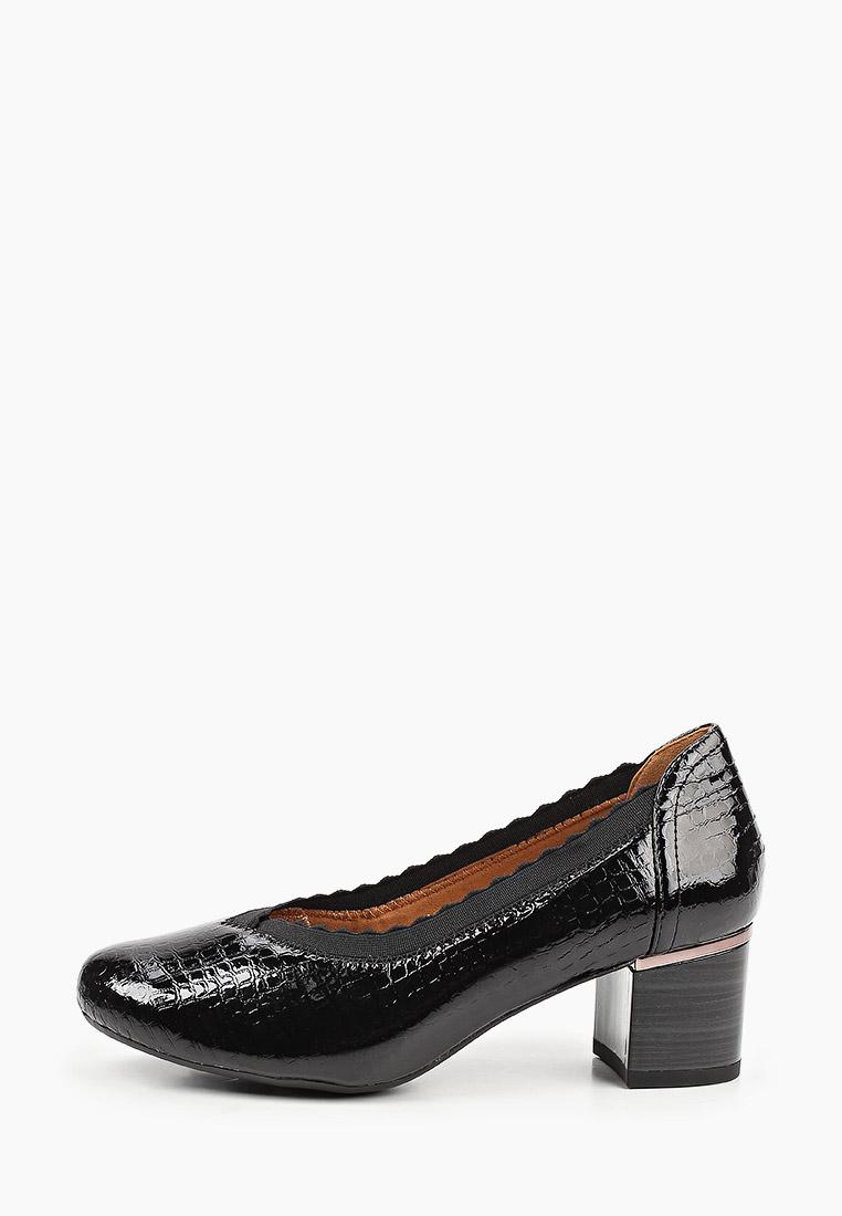 Туфли Caprice увеличенная полнота H, Comfort за 4 670 ₽. в интернет-магазине Lamoda.ru
