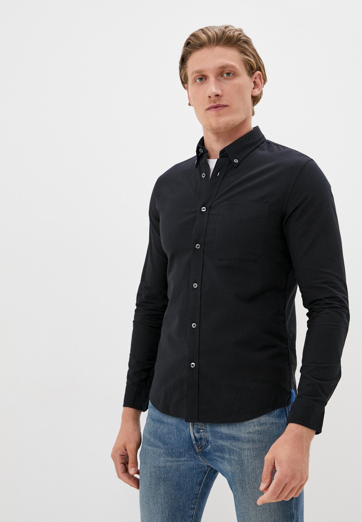 Рубашка Calvin Klein Jeans за 7 300 ₽. в интернет-магазине Lamoda.ru