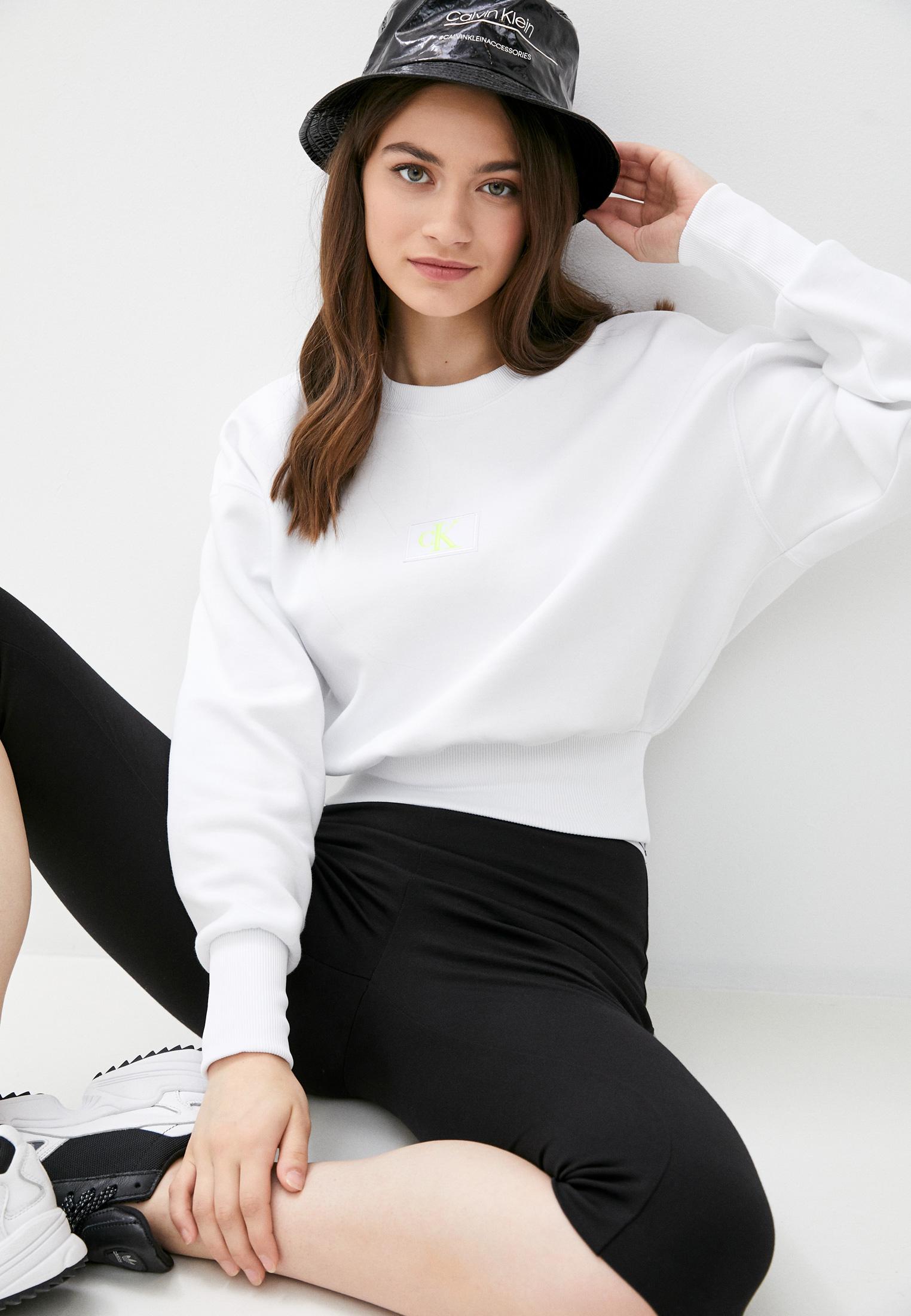Свитшот Calvin Klein Jeans за 9 500 ₽. в интернет-магазине Lamoda.ru