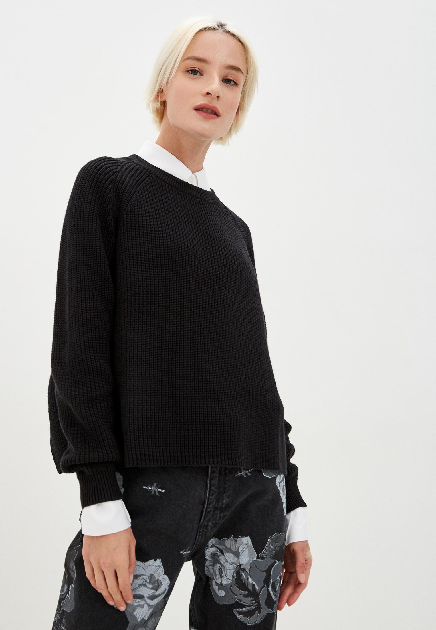 Джемпер Calvin Klein Jeans за 7 730 ₽. в интернет-магазине Lamoda.ru