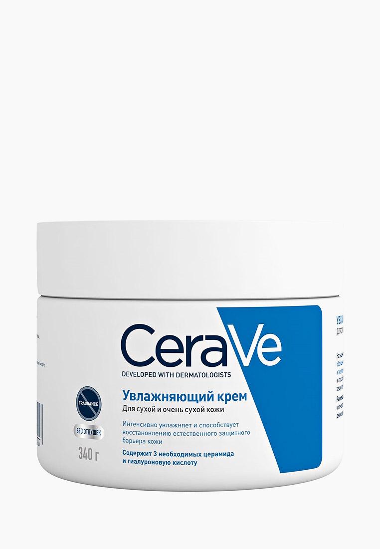 CeraVe Крем для лица и тела увлажняющий для сухой и очень сухой кожи , 340 мл.