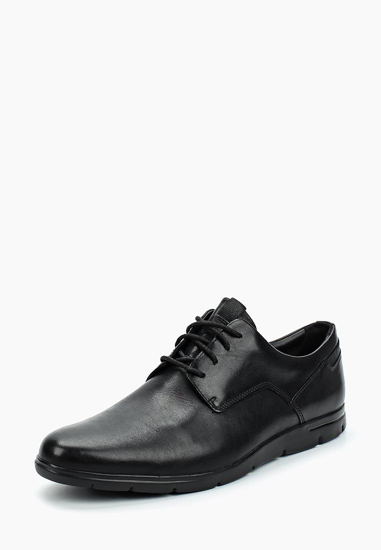 Туфли Clarks Vennor Walk купить за 6 640 ₽ в интернет-магазине Lamoda.ru