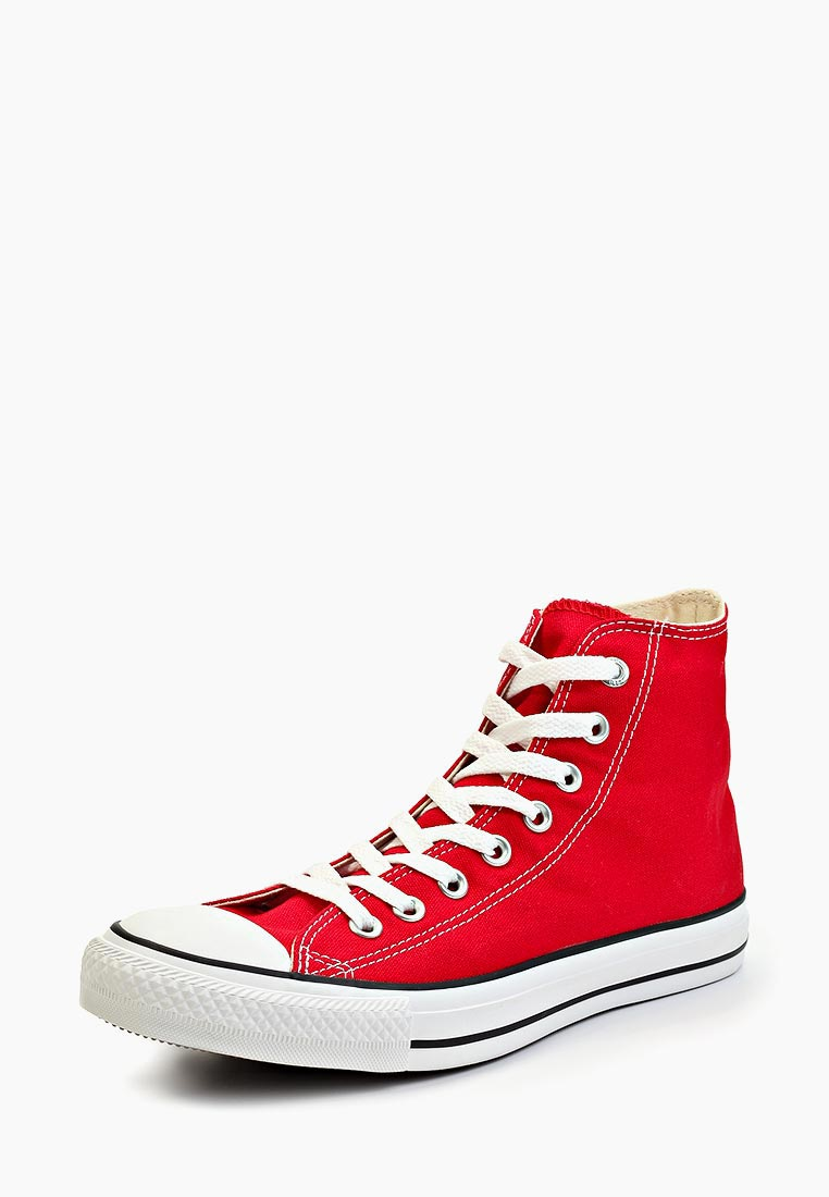 2610fcd5 Кеды Converse ALL STAR HI RED купить за 5 400 руб CO011AUHU960 в ...