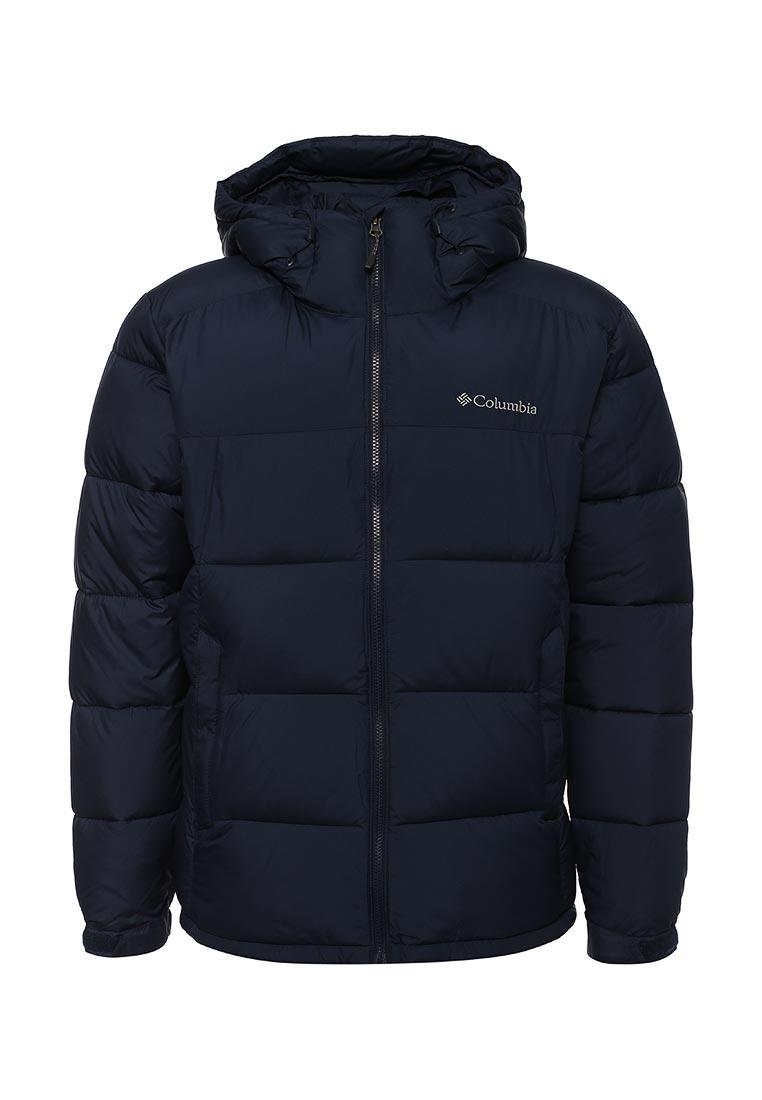 Куртка утепленная Columbia Pike Lake™ Hooded Jacket купить за 4 490 ₽ в интернет-магазине Lamoda.ru
