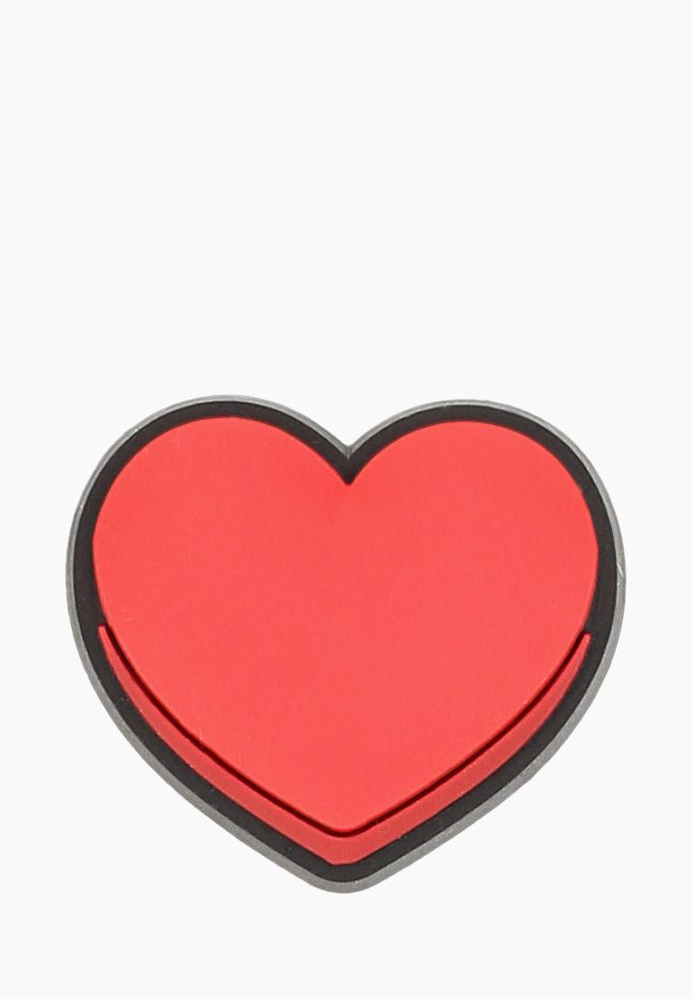 Джиббитсы Crocs Heart за 199 ₽. в интернет-магазине Lamoda.ru