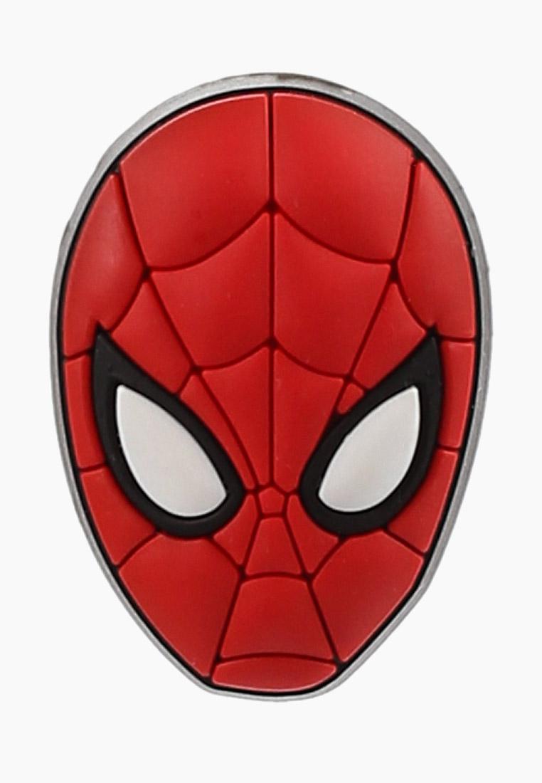 Джиббитсы Crocs Ultimate Spiderman Mask за 199 ₽. в интернет-магазине Lamoda.ru