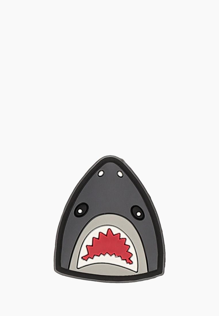 Джиббитсы Crocs Shark за 199 ₽. в интернет-магазине Lamoda.ru
