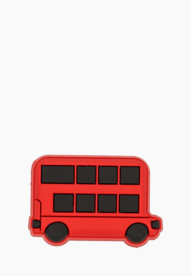 Джиббитсы Crocs Double Decker Bus за 199 ₽. в интернет-магазине Lamoda.ru