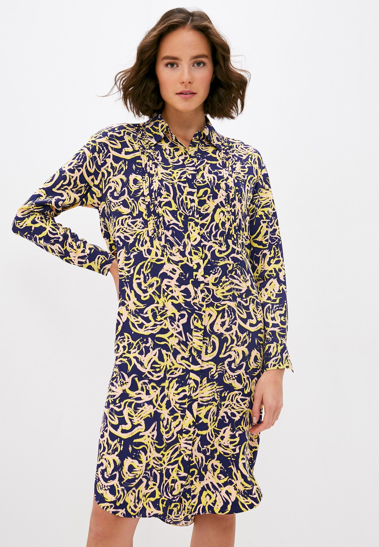 Платье Diane von Furstenberg DVF ALIANA за 23 513 ₽. в интернет-магазине Lamoda.ru