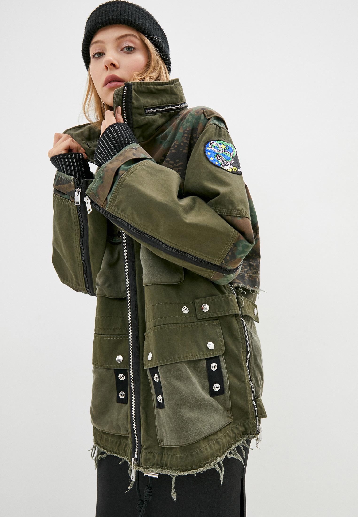 Куртка Diesel за 29 390 ₽. в интернет-магазине Lamoda.ru