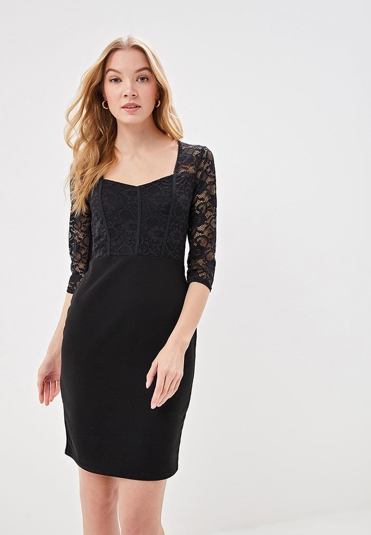 Ожерелье под черное платье фото