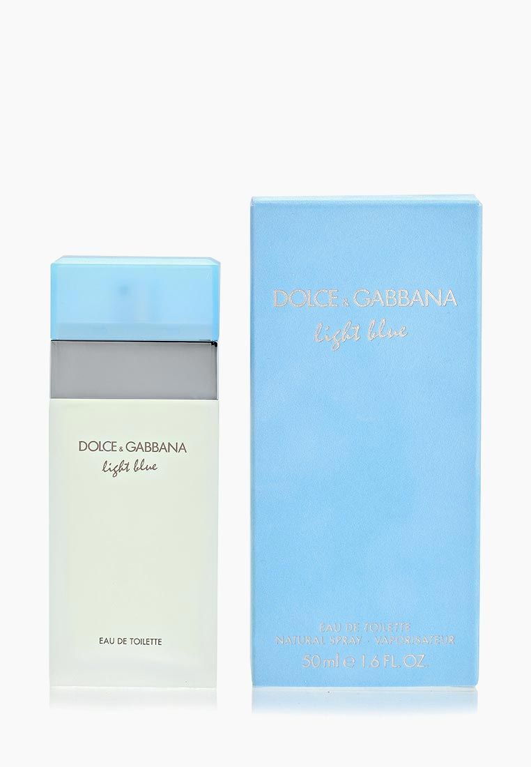 Dolce&Gabbana Туалетная вода Light blue 50 мл