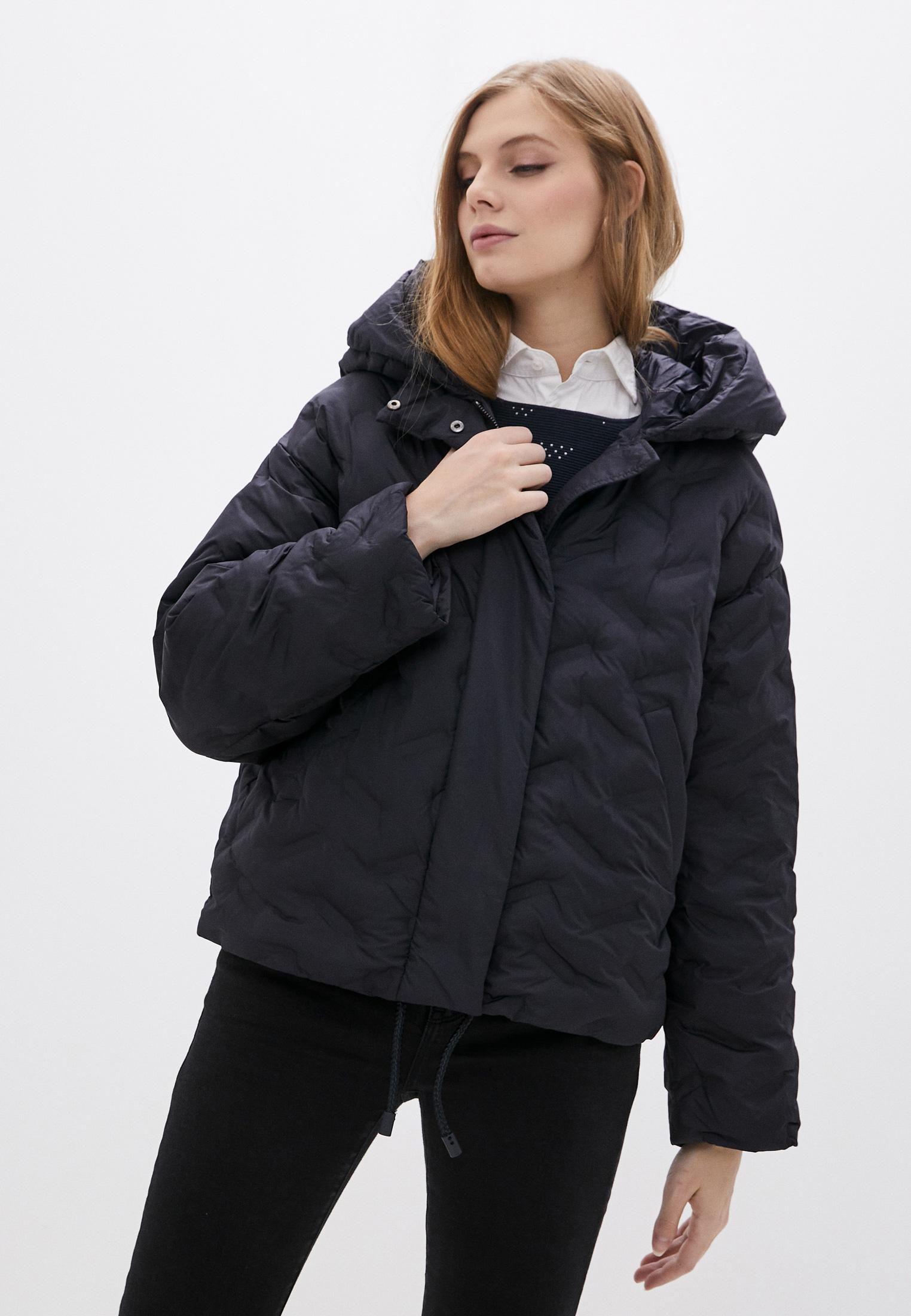 Куртка утепленная Emporio Armani за 33 000 ₽. в интернет-магазине Lamoda.ru
