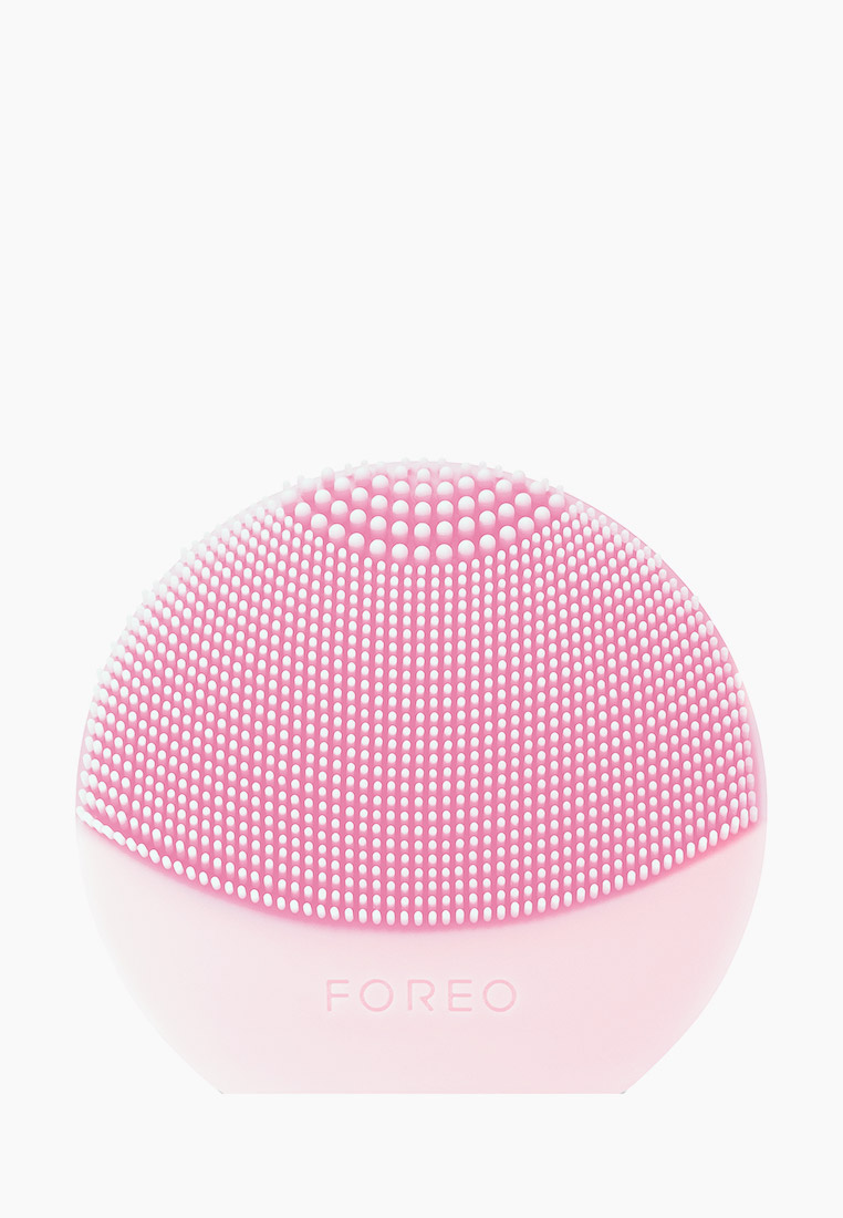 Foreo Прибор для очищения лица LUNA play plus Pearl Pink
