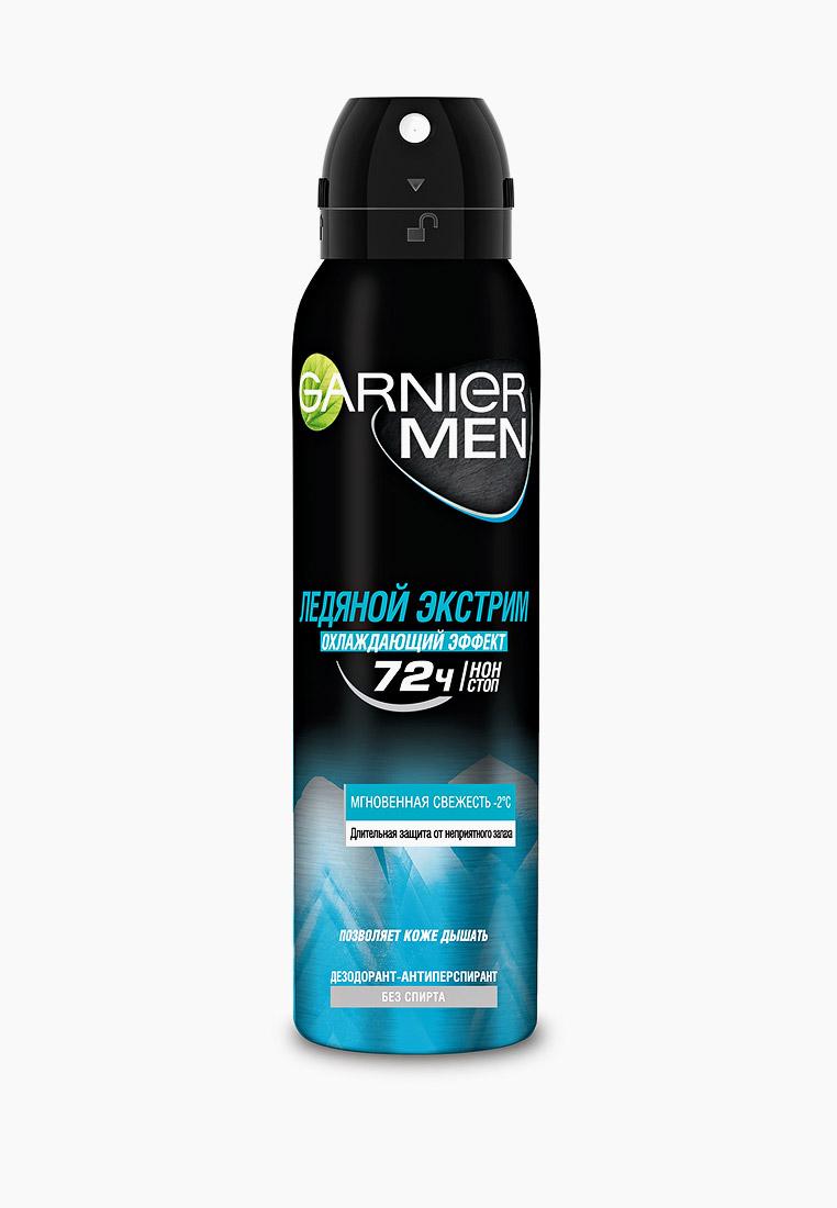 "Garnier Дезодорант -антиперспирант спрей ""Mineral, Ледяной экстрим"", защита 72 часа, мужской, 150 мл"