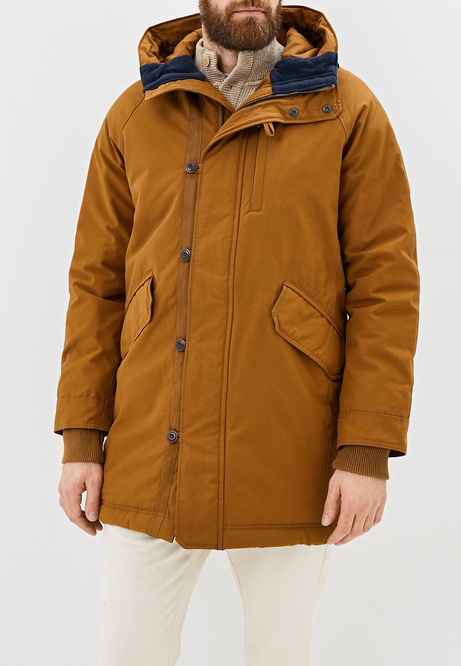 Куртка утепленная Gap  купить за 6 957 ₽ в интернет-магазине Lamoda.ru