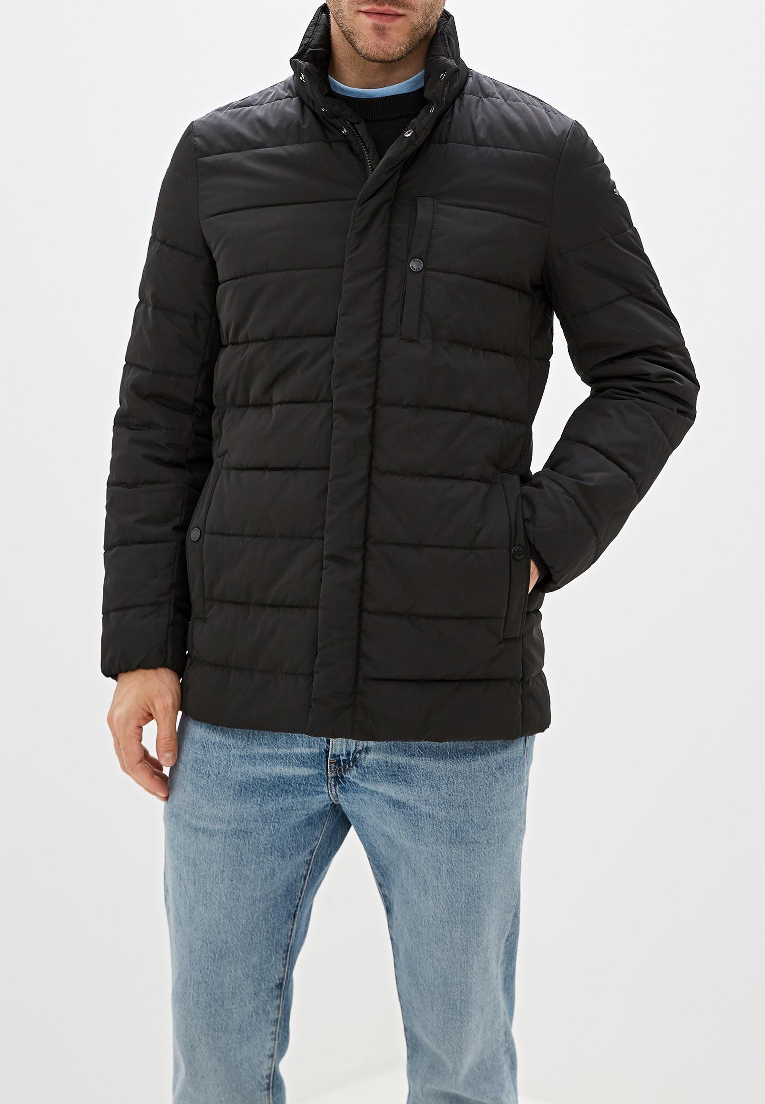 Куртка утепленная Geox купить за 327.25 р. в интернет-магазине Lamoda.by