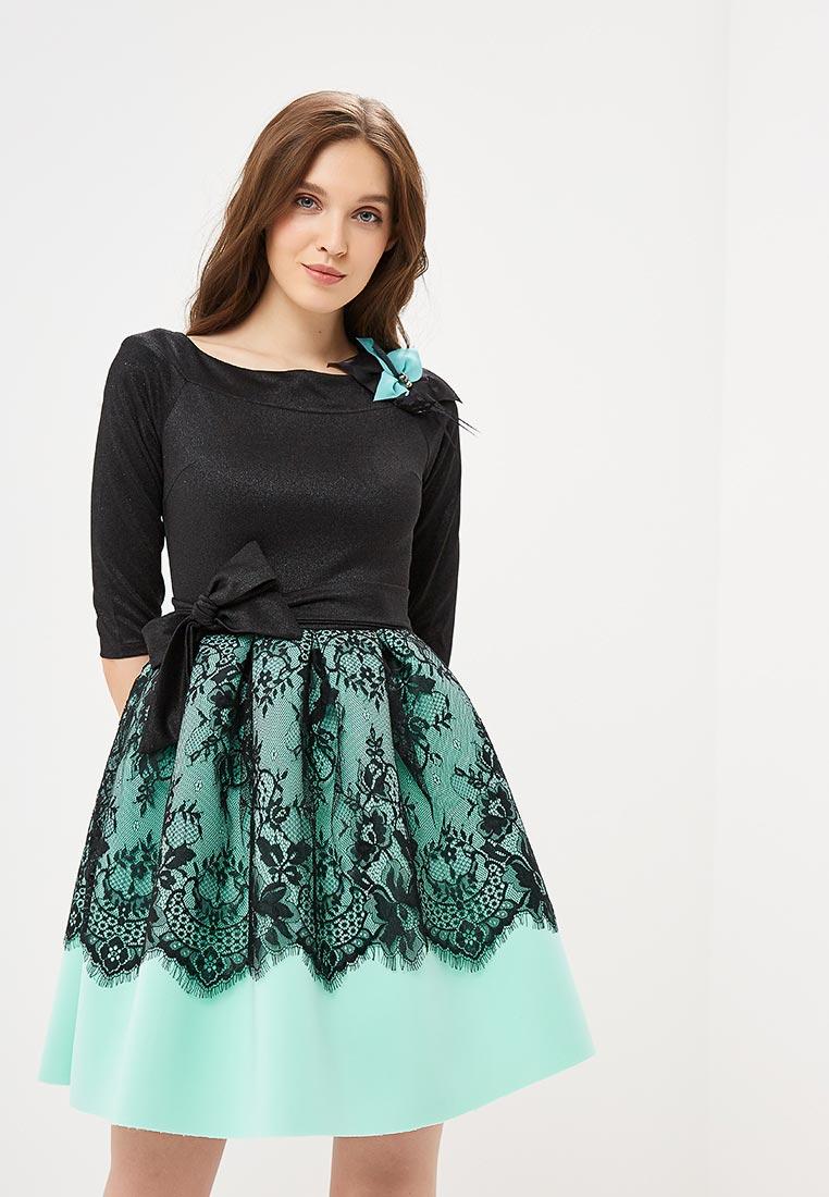 Платье Goldrai  за 4 970 ₽. в интернет-магазине Lamoda.ru