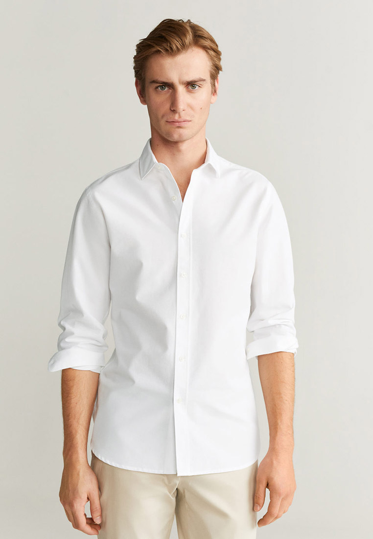 Рубашка Mango Man - ALFRED купить за 95.04 р. в интернет-магазине Lamoda.by