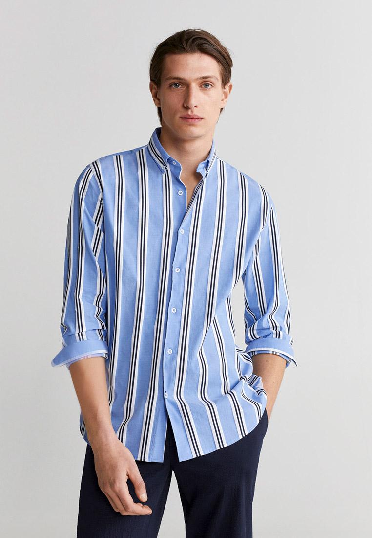 Рубашка Mango Man - SITGES за 1 499 ₽. в интернет-магазине Lamoda.ru