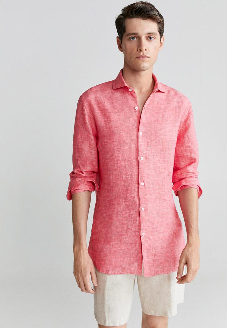 Рубашка Mango Man - AVISPE за 1 999 ₽. в интернет-магазине Lamoda.ru