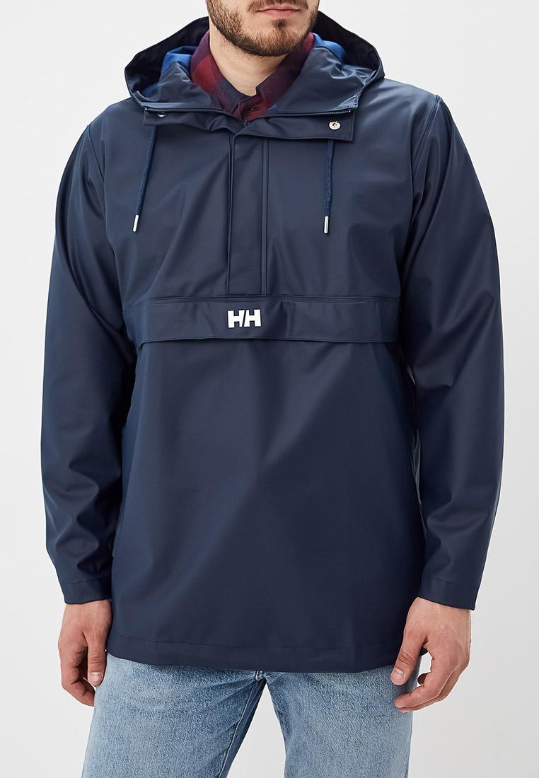 Куртка Helly Hansen MOSS ANORAK купить за 5 112 ₽ в интернет-магазине Lamoda.ru