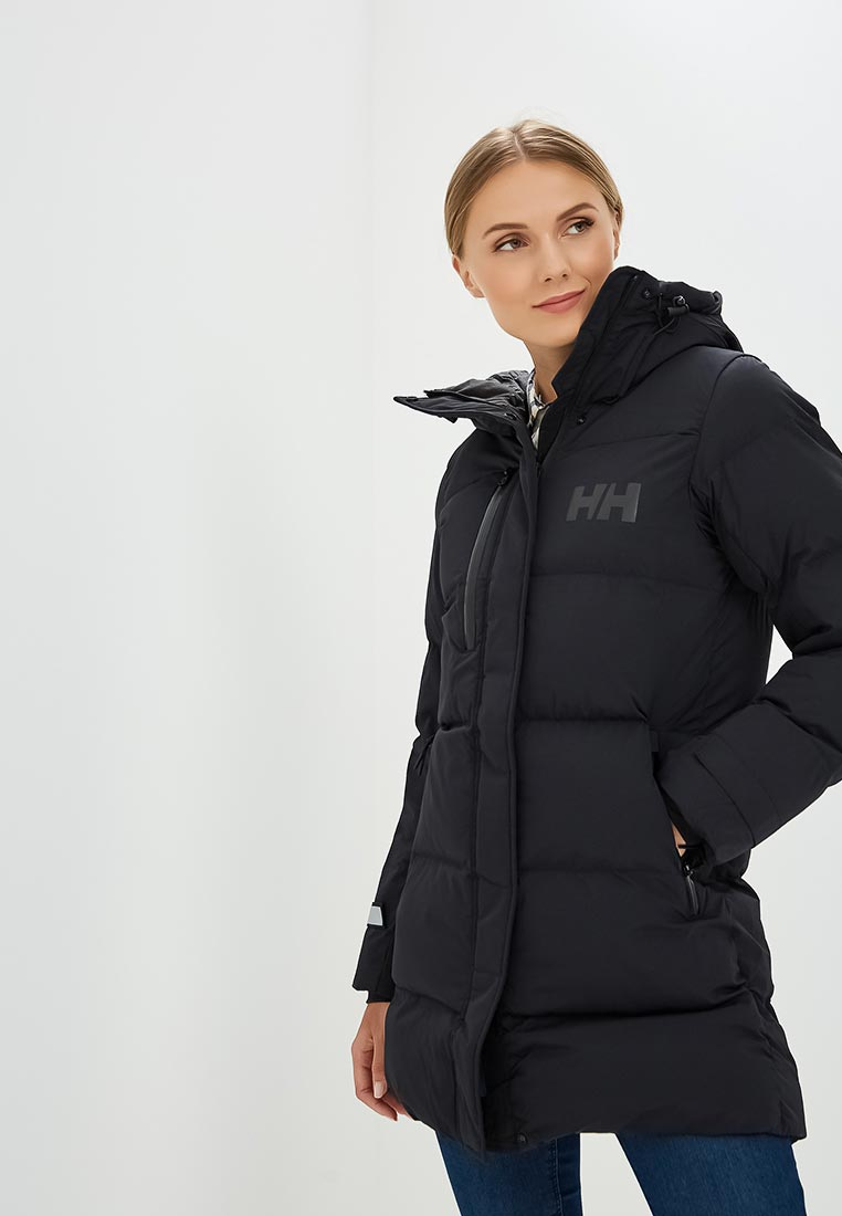 f31f6e07919 Куртка утепленная Helly Hansen W ADORE PUFFY PARKA купить за 9 990 ...