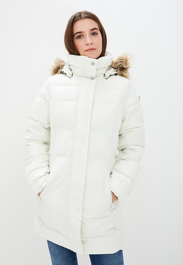 Парка, Helly Hansen, цвет: белый. Артикул: HE012EWLCE29. Одежда / Верхняя одежда / Парки