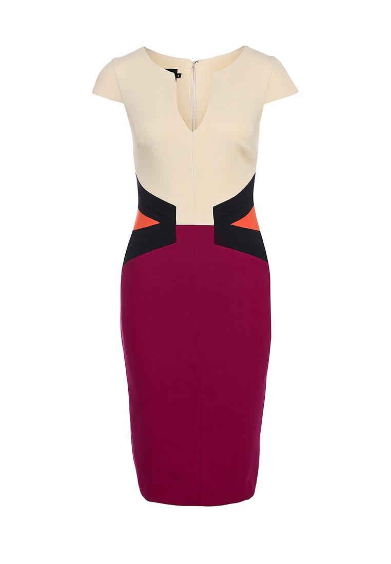 Платье Hybrid купить за 7 728 ₽ в интернет-магазине Lamoda.ru
